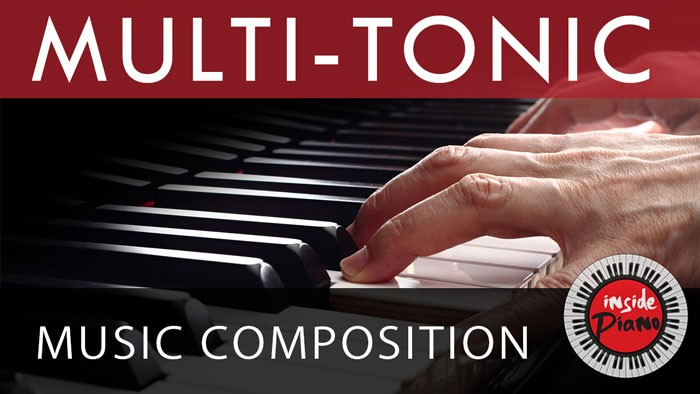 Piano Multi-Tonic Music Composition