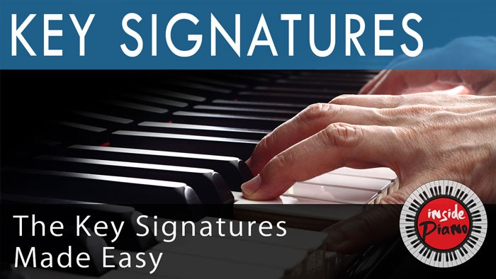 The Key Signatures Made Easy