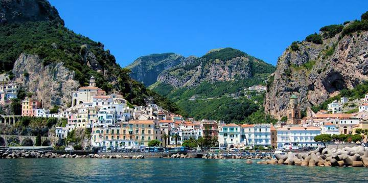Amalfi Coast, Itália