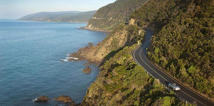 Great Ocean Road, Austrália