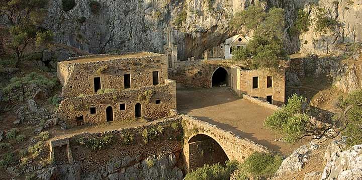 Monastério Katholikon, Grécia