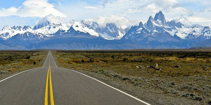 Ruta 40, Argentina
