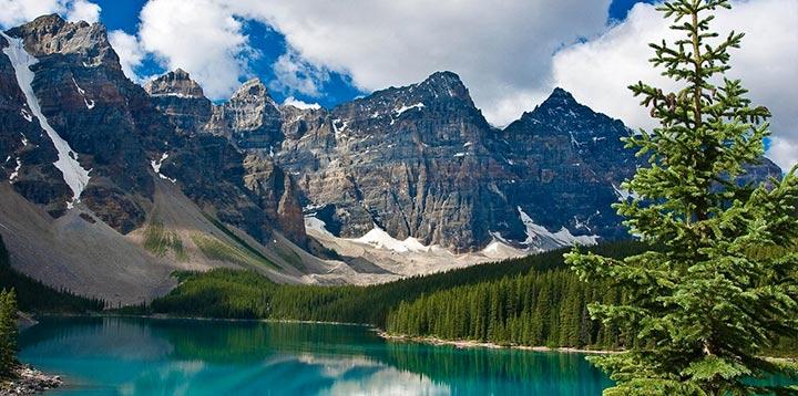 Rocky Mountains, Canadá