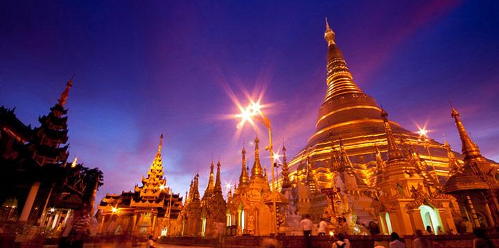 Ragoon, Burma