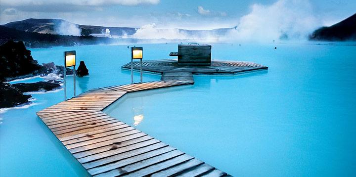 Lagoa Azul, Iceland
