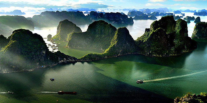 Ha Long Bay, Vietnã