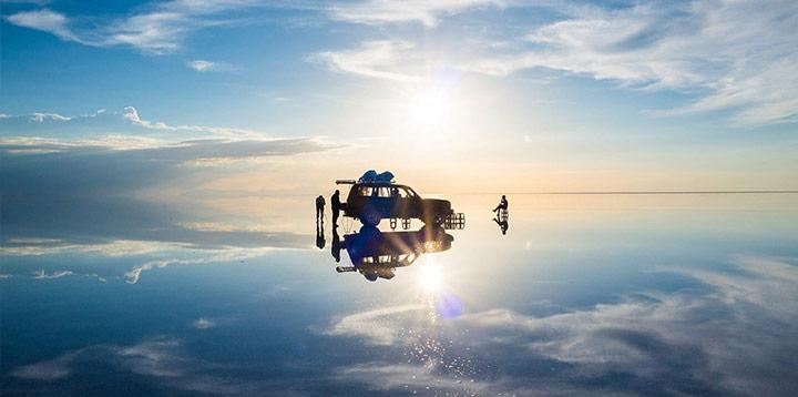 Lago de Sal, Bolívia