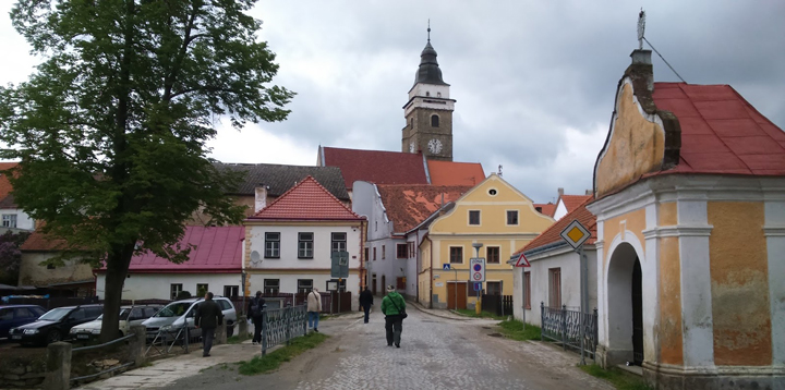 Slavonice - República Tcheca