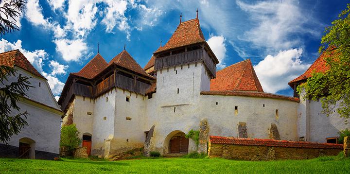 Viscri - Romênia