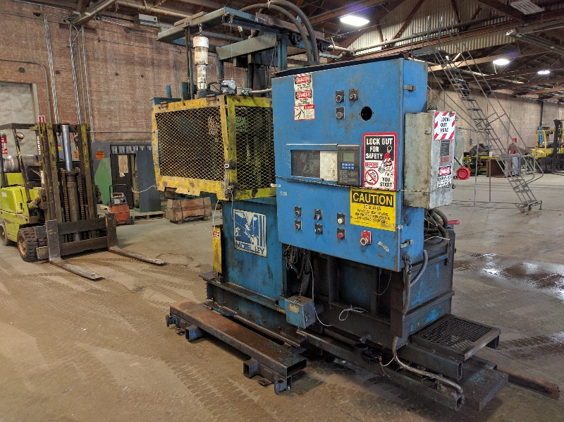 Model Rs 3000 Used Mosley Can Densifier Alan Ross Machinery