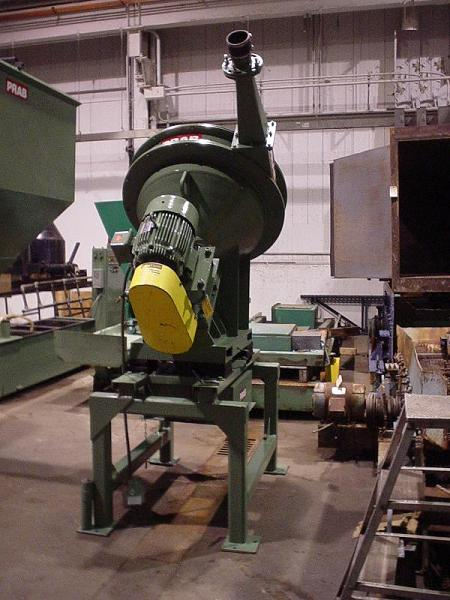 24 Quot Prab Used Chip Wringer Alan Ross Machinery
