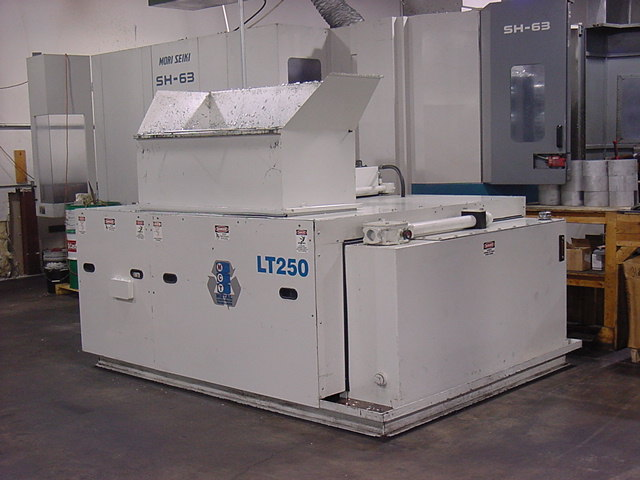 Model Lt250 Used Puckmaster Briquetter Alan Ross Machinery