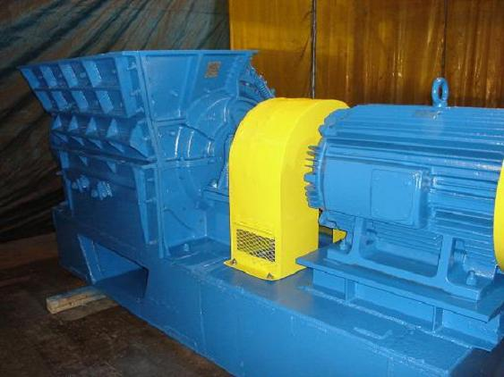 4800 Used American Pulverizer Ring Crusher Alan Ross