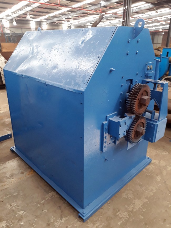 Impact Used Rotary Scrap Wire Shear | Alan Ross Machinery