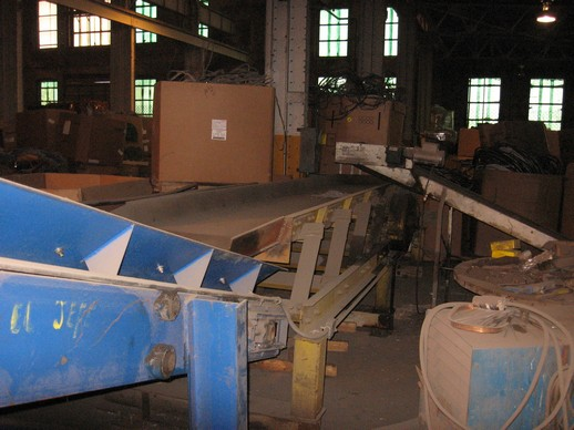 Sweed Used Acsr Wire Reclamation System Alan Ross Machinery