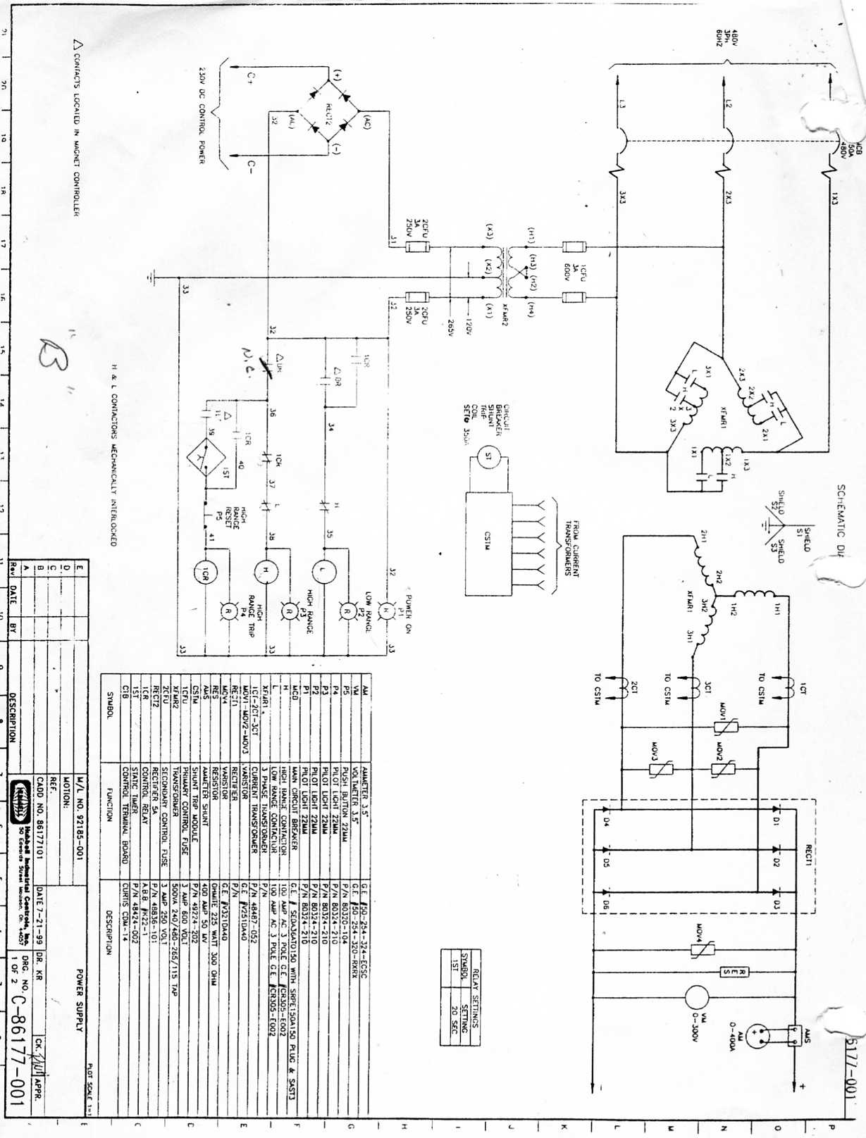 hubbell magnet controller wiring diagrams