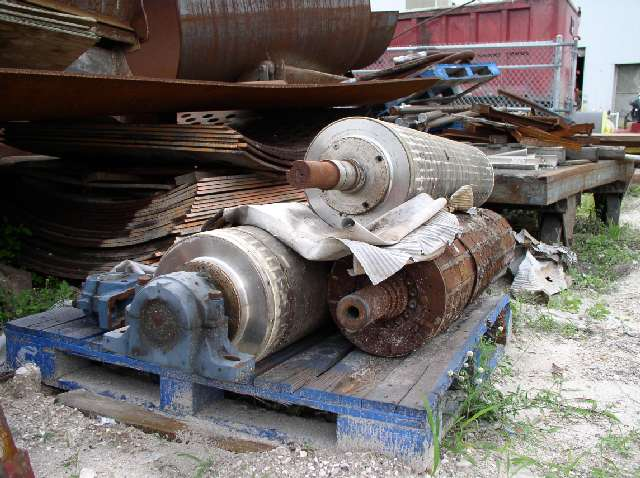 48 Quot Face Eriez Ecs Eddy Current Rotors Alan Ross Machinery