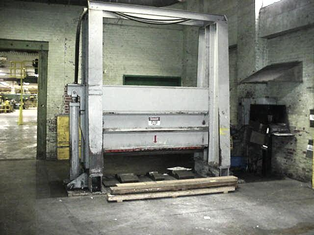 88 Quot Used Hydraulic Roll Splitter Alan Ross Machinery