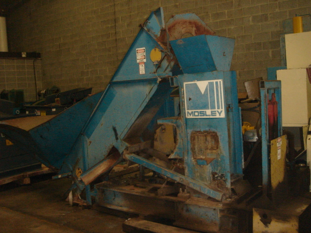 Model S1000 Mosley Used Can Densifier Alan Ross Machinery