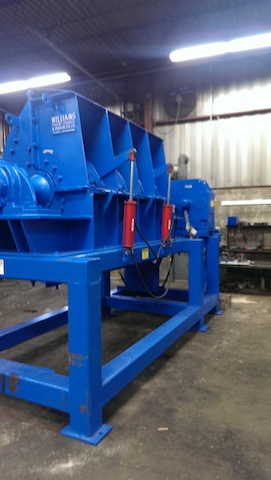 Model 3080 Used Williams Nife Hog Chipper Shredder Alan