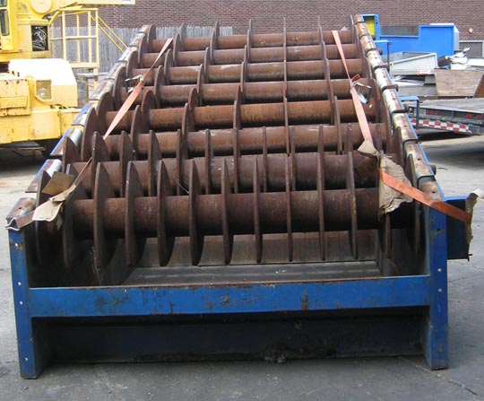 8 X 30 Used Bhs Disc Screen Alan Ross Machinery