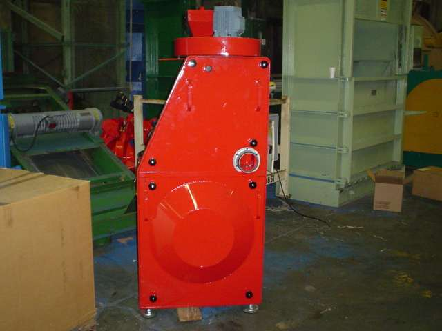 Model G96 1 New Wire Cable Granulation System Alan Ross