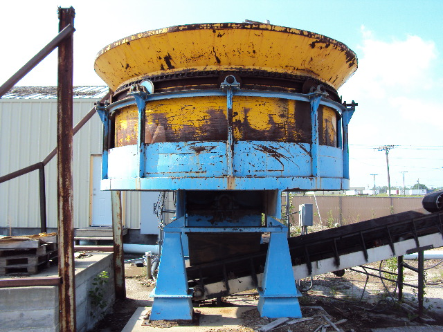12 Used Cw Tub Grinder System Alan Ross Machinery