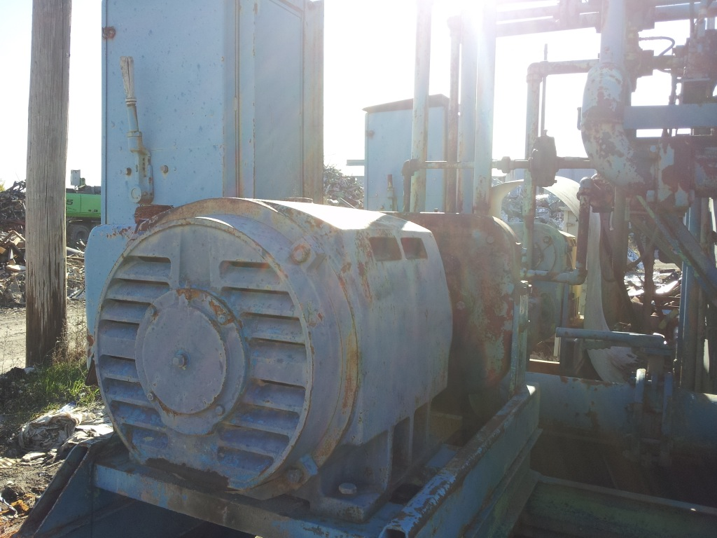 Tc150 Used Mosley Baler With Shear Blades Alan Ross