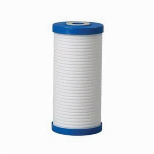 3M™ Aqua-Pure™ 016145-15876 Drop-in Standard Diameter Whole House Replacement Filter Cartridge, 4-5/8 in OD x 9-3/4 in H, 20 gpm, 40 to 100 deg F, 100 psi