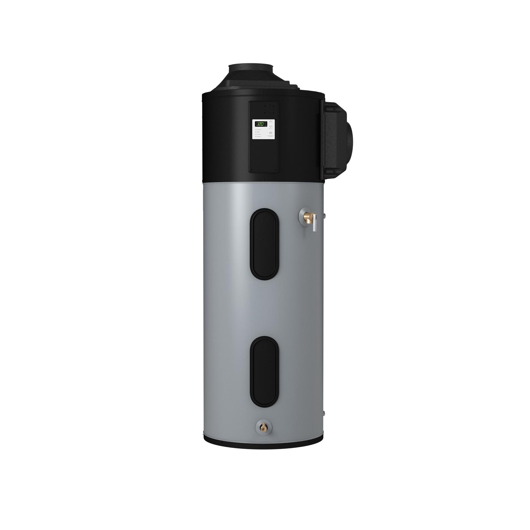 AO Smith® Voltex® 100234178 HPTU-50N Electric Water Heater, 50 gal Tank, 240 VAC, 9000 W, 1 ph, Tall or Short: Tall