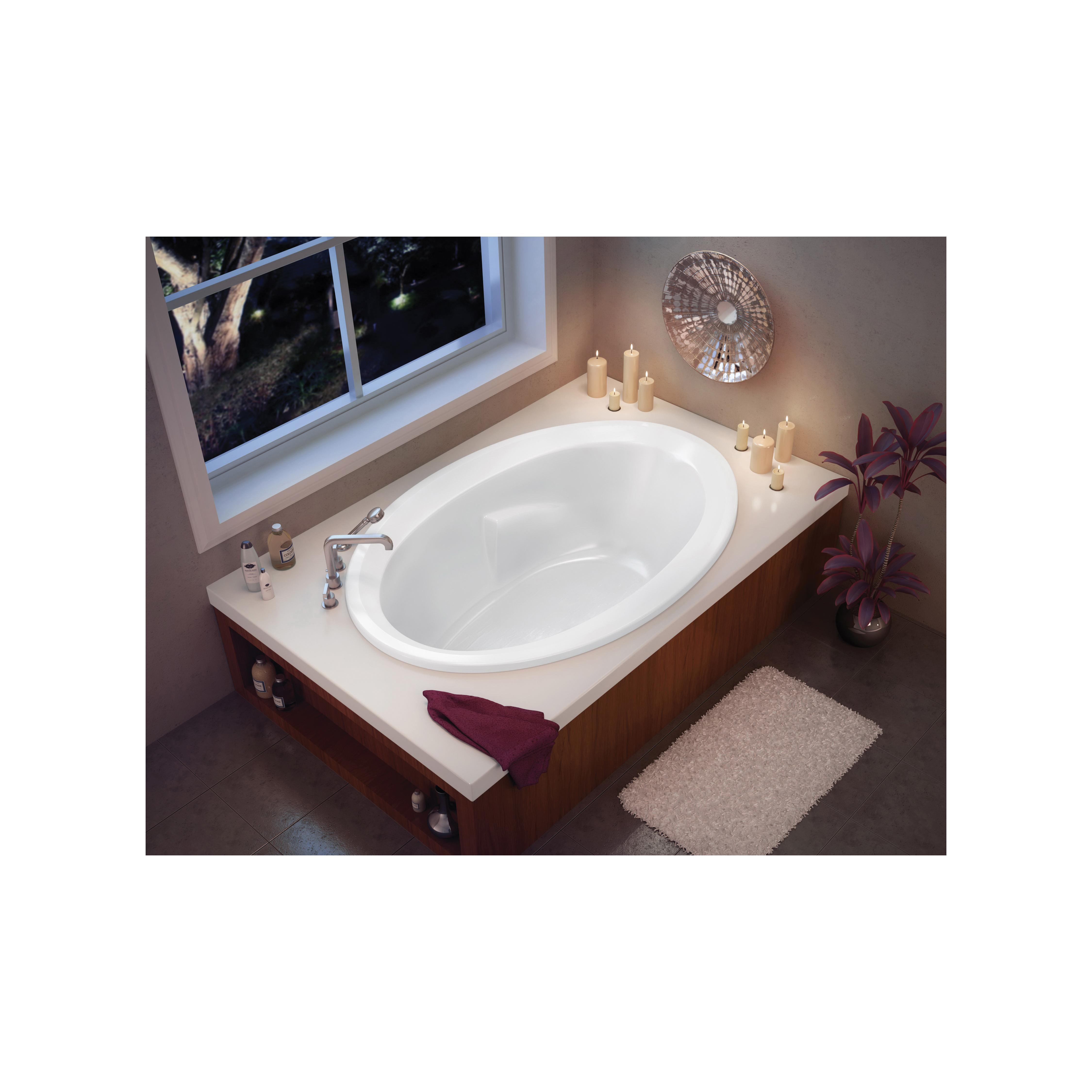 Consolidated Supply Co. | MAAX® 100021 TwiLight™ Bathtub With ...