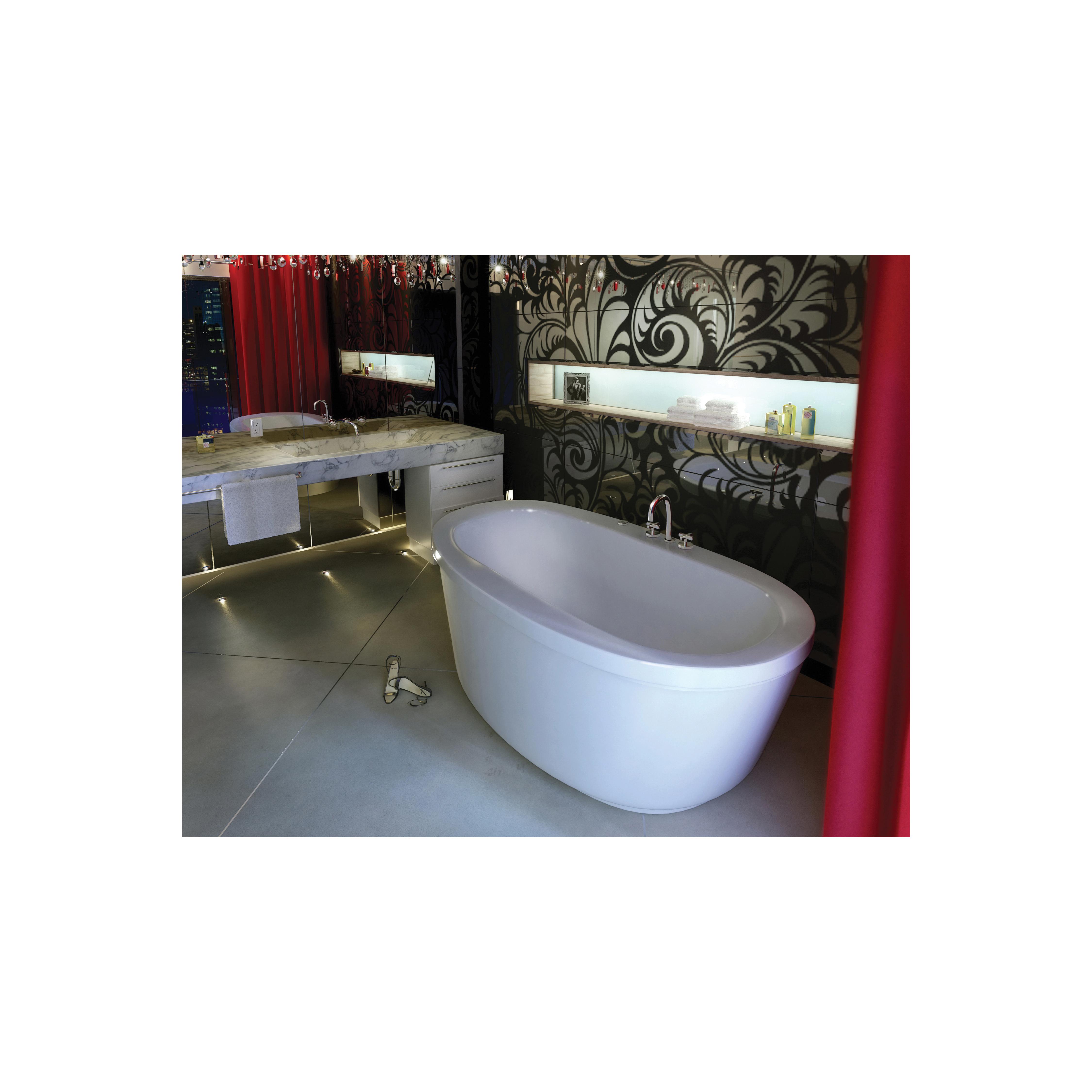 Consolidated Supply Co. | MAAX® 105359 Jazz® F 2-Piece Bathtub, 66 ...