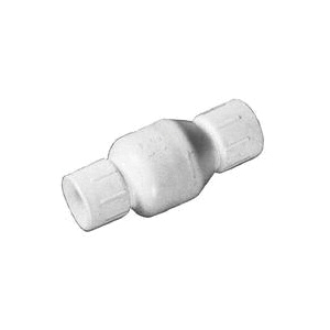 American Granby™ FLO CONTROL® 1520-20 Swing Check Valve, 2 in, Slip, PVC Body, Low Lead Compliance: Yes