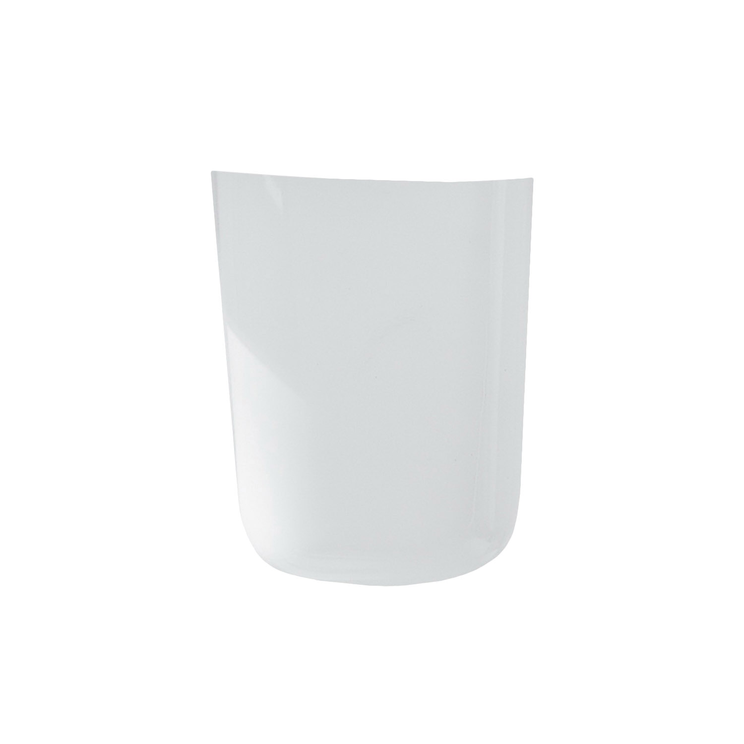 American Standard 0059020EC.020 Murro™ Universal Design Wall-Hung Shroud/Knee Contact Guard, Lavatory Sink, Wall Mount Installation, Vitreous China, 10 in L x 10-1/4 in H, Import