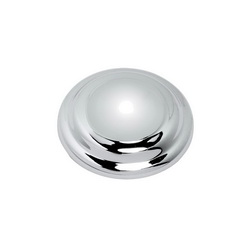 American Standard 021470-0020A Index Button With O-Ring, For Use With American Standard Amarilis or Hampton® Faucet Handle, Polished Chrome, Domestic