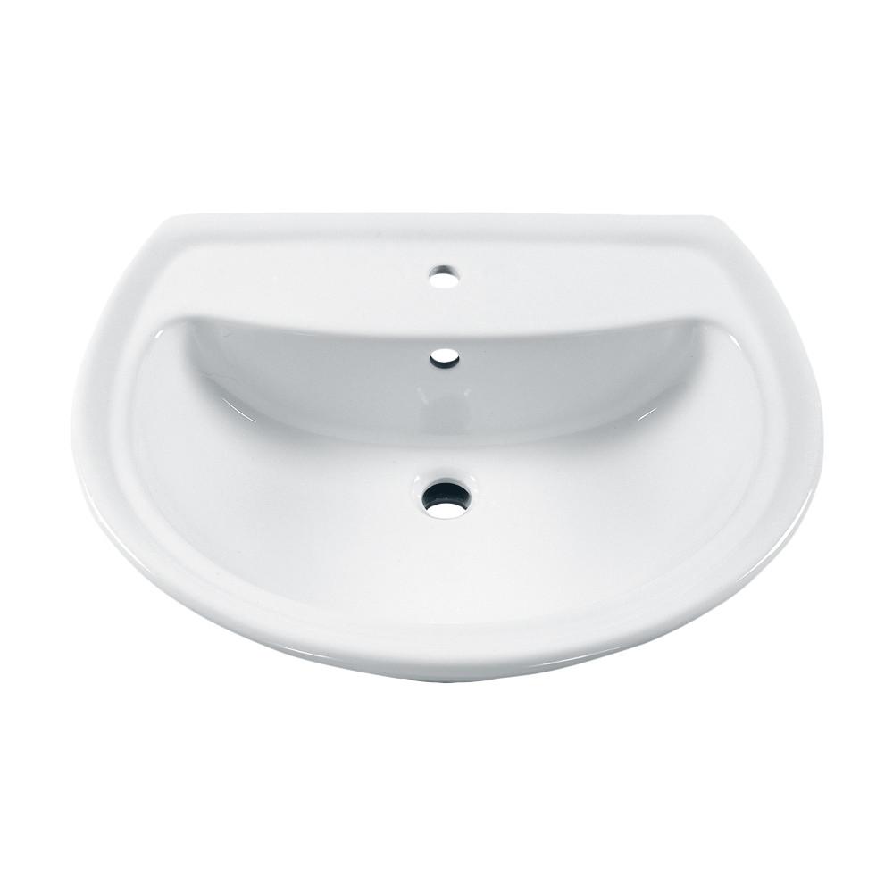 American Standard 0236.001.020 Cadet® Plus Pedestal Sink Top, Import