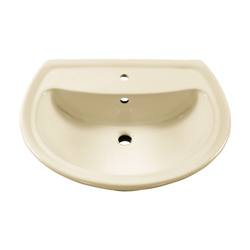 American Standard 0236.001.222 Cadet® Plus Pedestal Sink Top, Import