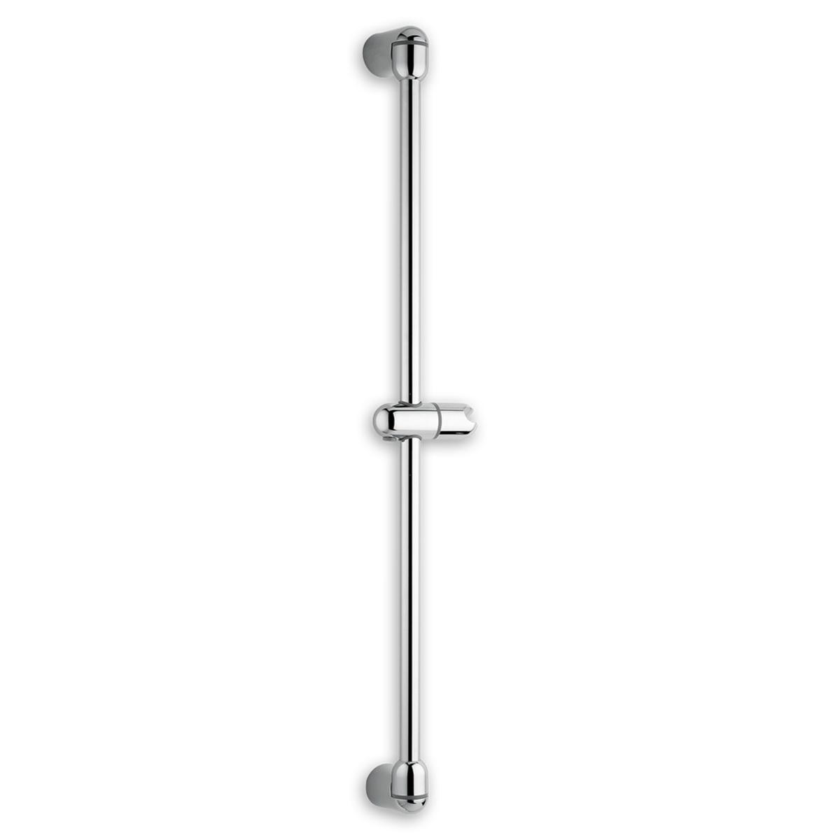 American Standard 1660236.002 Standard Slide Bar, 36 in OAL x 35-3/8 in OAD, Chrome Plated, Import