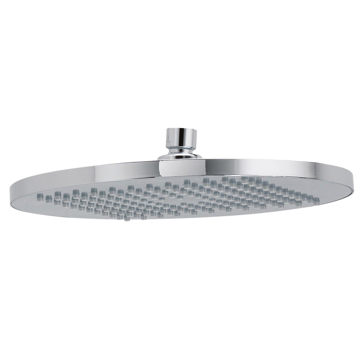 American Standard 1660683.002 Modern Showerhead Only, 2.5 gpm, 1 Spray, Ceiling Mount, 10 in Dia Head, Import