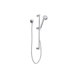 American Standard 1662641.002 FloWise® Shower System Kit, 1.5 gpm, 1/2 in NPT Inlet, 59 in L Hose, Import