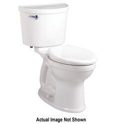 American Standard 3195C101.020 Champion® Pro Everclean® Toilet Bowl, Elongated, 8 x 9 in Water Surface, 2-3/8 in Trapway, Import
