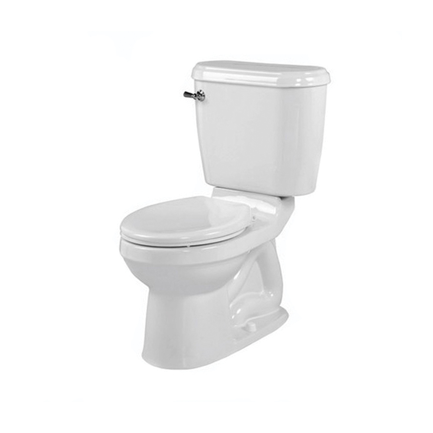 American Standard 3225.016.020 Champion® 4 Toilet Bowl, Elongated, 16-1/2 in, 2-3/8 in