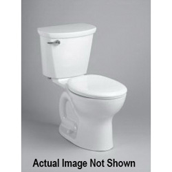 American Standard 3517D101.020 Tropic® Cadet® Pro™ Toilet Bowl, Round Front, 8 x 9 in Water Surface, 2-1/8 in Trapway, Import