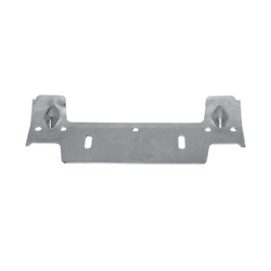 American Standard 382430-1120A Replacement Hanger Bracket, For Use With Vitreous China Lavatory, Steel, Import