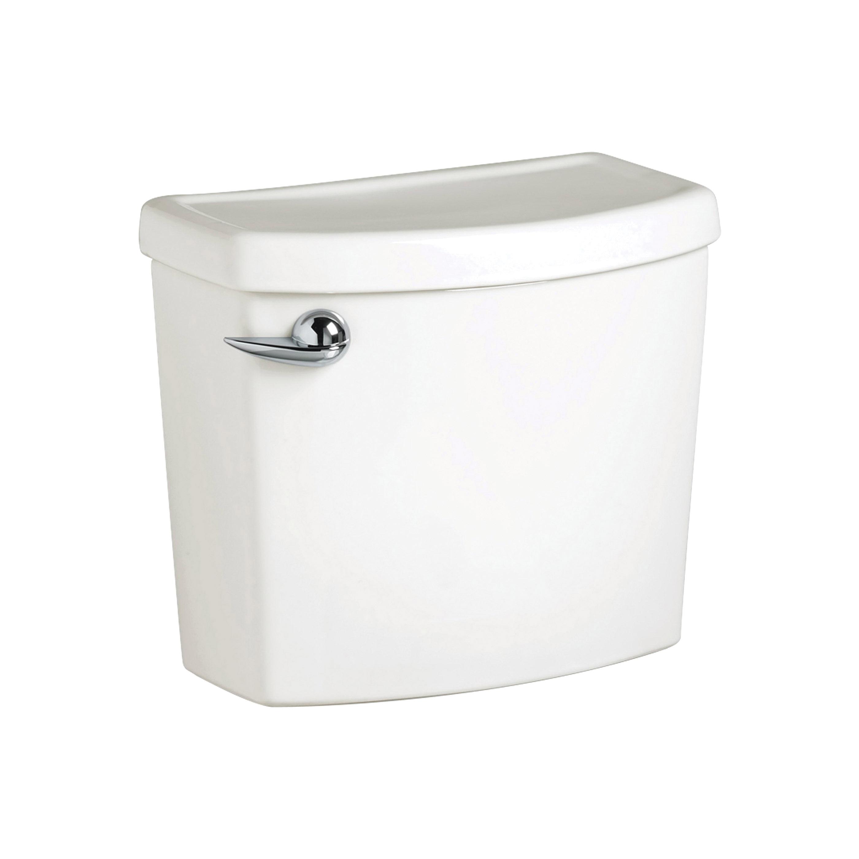 American Standard 4000.101.020 Toilet Tank, Cadet® 3 FloWise®, 1.28 gpf, 3 in Flush, White, Import