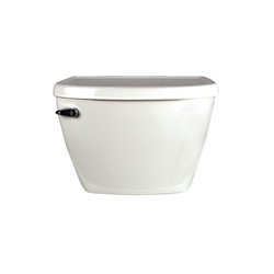 American Standard 4142.100.020 Toilet Tank With Coupling Components, Cadet® FloWise®, 1.1 gpf, White, Import