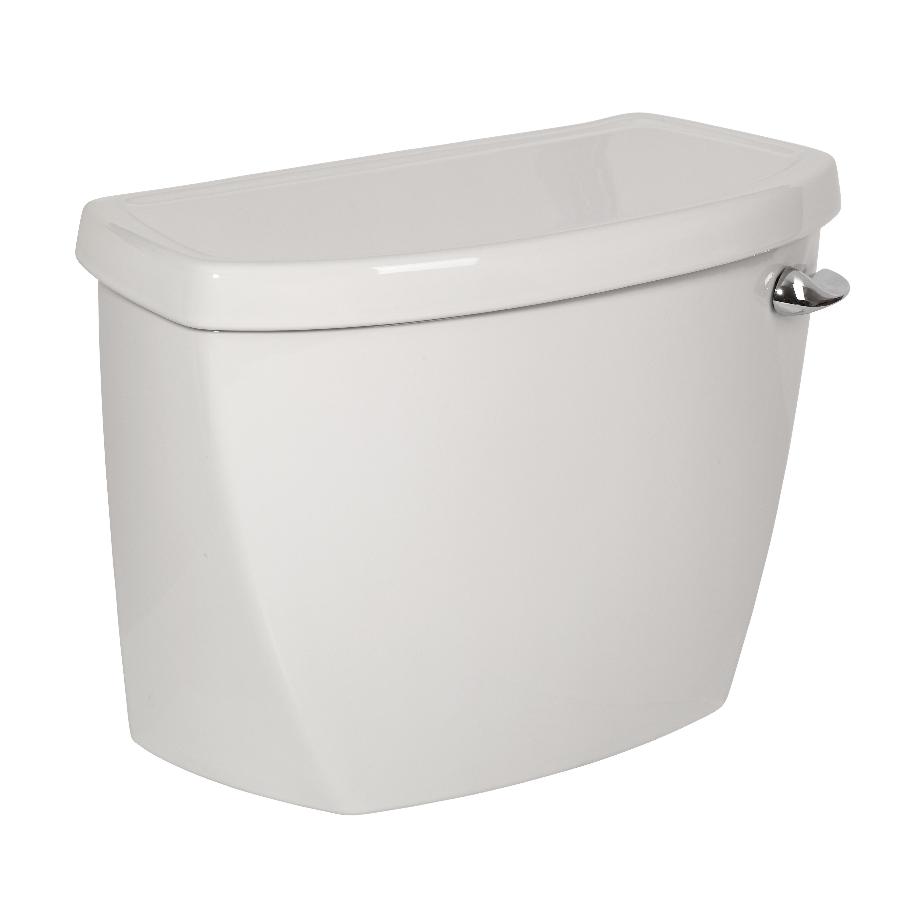 American Standard 4142.800.020 Toilet Tank With Right Hand Trip Lever, Cadet®, 1.6 gpf, White, Import