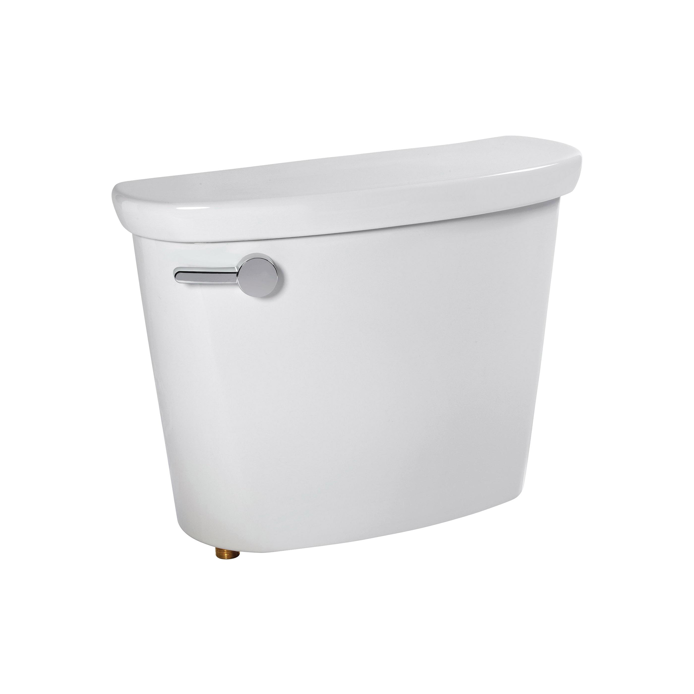 American Standard 4188B104.020 Toilet Tank, Cadet® Pro™, 1.28 gpf, 3 in Flush, White, Import