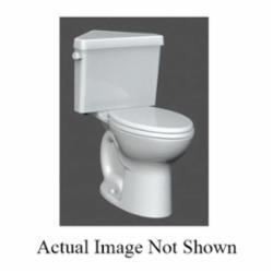 American Standard 4189D104.020 Triangle Toilet Tank, Cadet® Pro™, 1.28 gpf, Tank Lever Flush Handle, 3 in Flush, White, Import