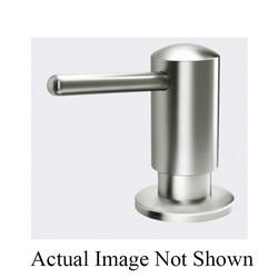 American Standard 4503120.075 Liquid Soap Dispenser, Stainless Steel, Residential, Import